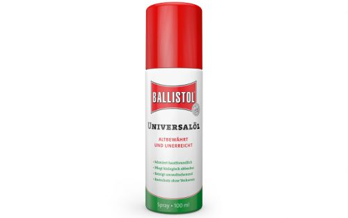 Ballistol Universalöl Spray 100ml 500x313 - Ballistol Universalöl 100ml Spray