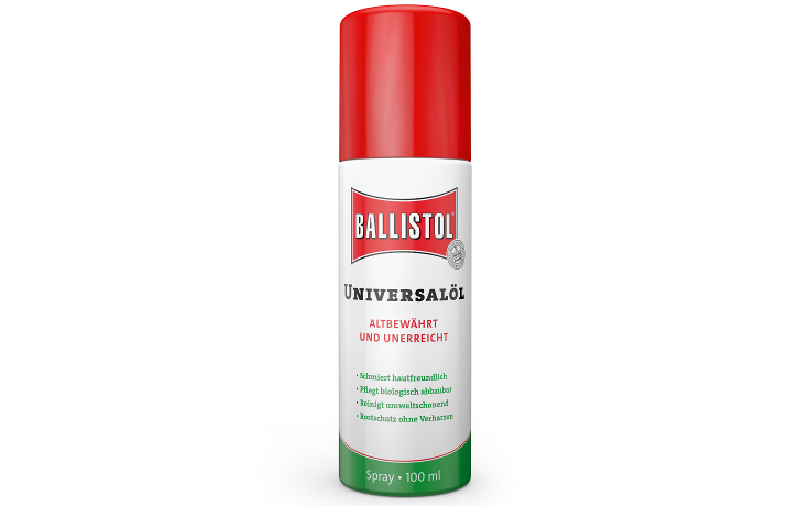 Ballistol Universalöl Spray 100ml - Ballistol Universalöl 100ml Spray