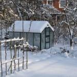 Mini50 Schnee 150x150 - Kundenmeinungen - WAMA Gewächshaus