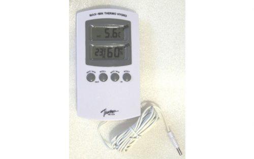 Digital Maxi-Mini-Thermometer mit Hygrometer