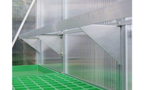 Seitenwandregal TROPIC 22cm für Tropic-Gewächshäuser