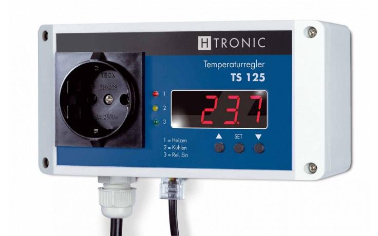 temperaturregler ts125 - Thermostat TS 125