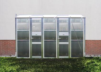 Anlehn-Pflanzenhäuser