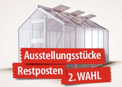 Gewaechshaus Kategorie schnaeppchen - Gewächshäuser