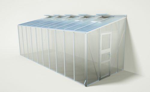 wama gewaechshaus anlehn b 100 500x307 - WAMA Anlehn-Gewächshaus AL B 100 – 15.88m²