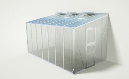wama gewaechshaus anlehn b 70 500x307 - WAMA Anlehn-Gewächshaus AL B 70 – 11.25m²