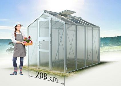 Mini Serie - Breite 208cm