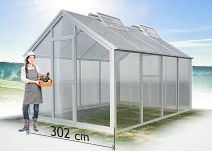 Flora Serie - Breite 265cm oder 302cm