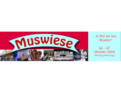 Muswiese in Rot am See - Dresden: Dresdner Ostern
