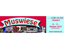 Muswiese Rot am See - Home