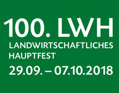 LWH Stuttgart - Stuttgart: Landwirtschaftliches Hauptfest
