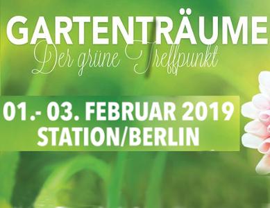 Gartenträume Berlin - Berlin: Gartenträume 2019