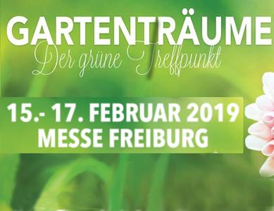 Gartenträume Freiburg - Freiburg: Gartenträume 2019