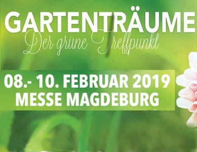 Gartenträume Magdeburg - Magdeburg: Gartenträume 2019