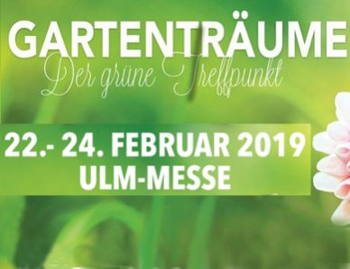 Gartenträume Ulm 388x299 - Ulm: Gartenträume 2019