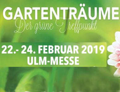 Gartenträume Ulm - Straubing: Ostbayernschau