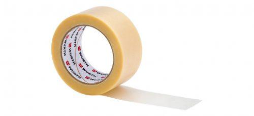 Klares Klebeband 500x228 - Rolle klares Klebeband für Thermoset