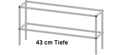 PT30402 1 - Pflanz- und Arbeitstisch <br> Länge: 183 cm