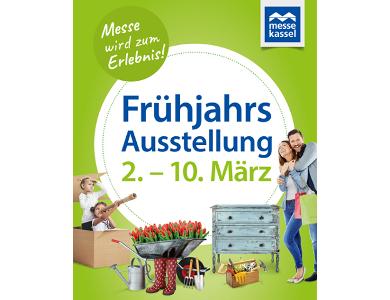 Frühjahrausstellung Kassel - Straubing: Ostbayernschau