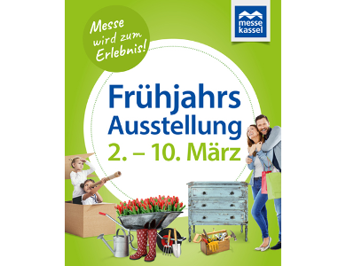 Frühjahrausstellung Kassel - Bremen: Gartenträume