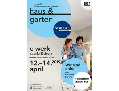Hausgarten Saar 388x298 - Saarbrücken: Haus & Garten Messe Saar 2019