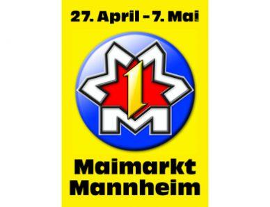 Maimarkt 2019 388x298 - Mannheim: Maimarkt