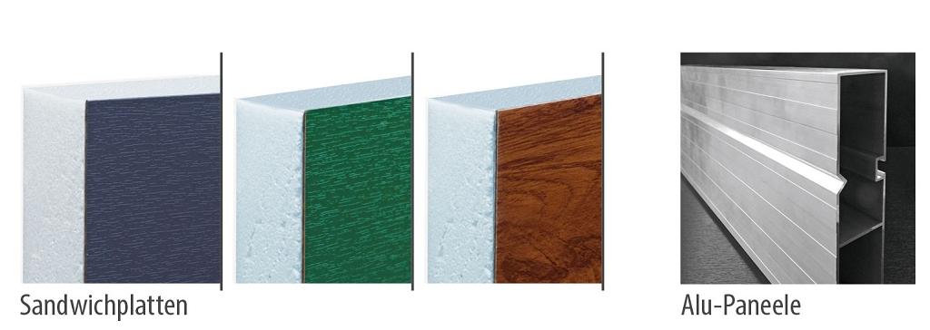Material Hochbeet W%C3%A4nde - WAMA Hochbeet-Gewächshaus Mini 100 mit einseitigem Hochbeet – 13.08m² <br>(B: 208cm X L: 629cm)