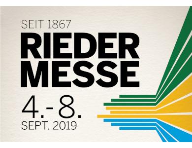 Rieder Messe 2019 - Linz: Urfahraner Markt / Linzer Frühling